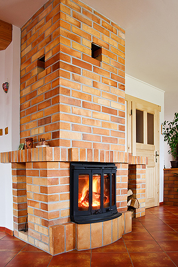Chimney or flue installation